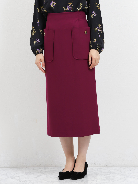 コスミカルウォーム/COSMICAL WARM ロングタイトスカート