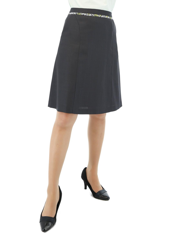 ホトフレッシュフレアースカート セットアップ 紺