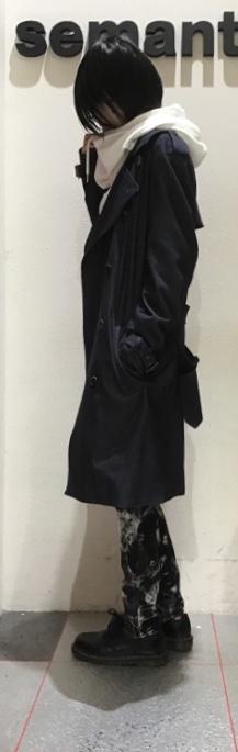 春コートでワンランク上のファッション!!