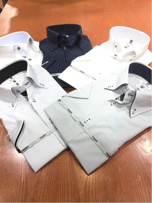 機能性抜群!renomaシャツ! @MALE&Co サントムーン柿田川店
