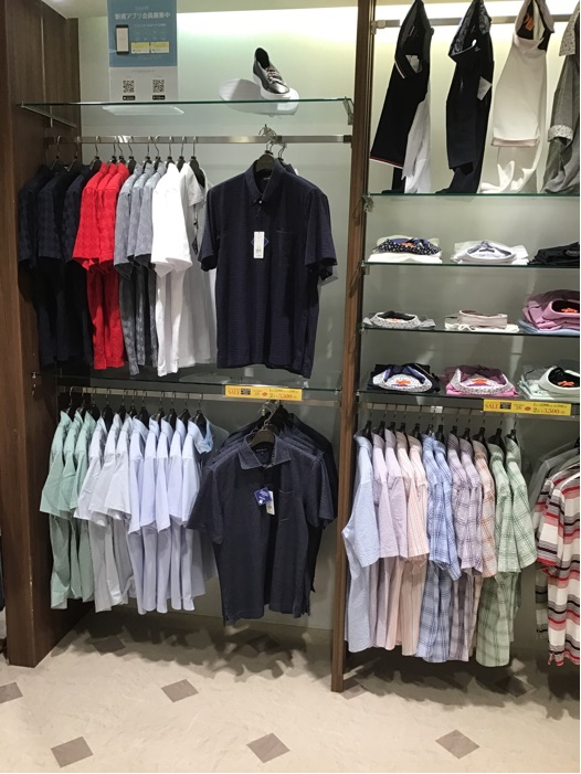 TAKAQ大船店 夏の買い物納めに ビジネスポロシャツ クリアランスセール