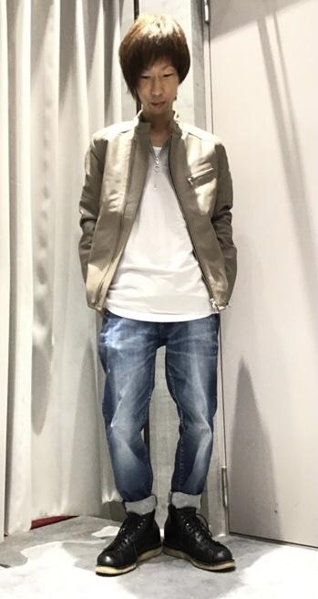 ★限定レザージャケット!!with GOD柏田★