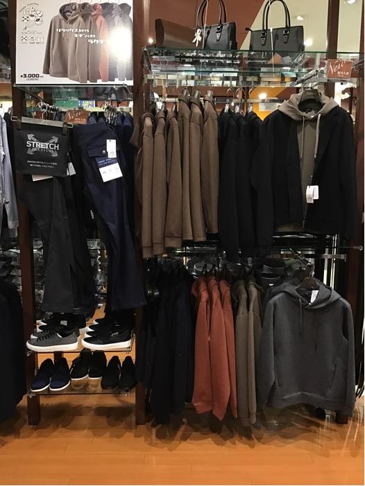 秋の新作入荷! @MALE&Co サントムーン柿田川店