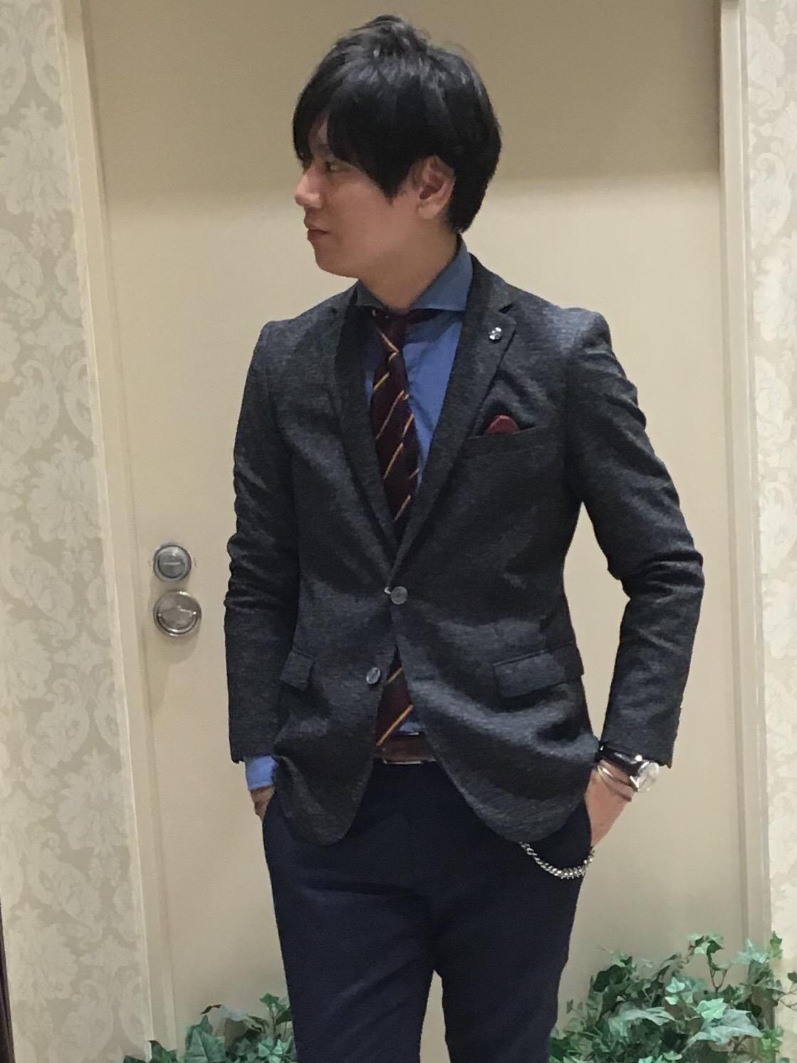 春の新作ジャケット入荷しました☆★