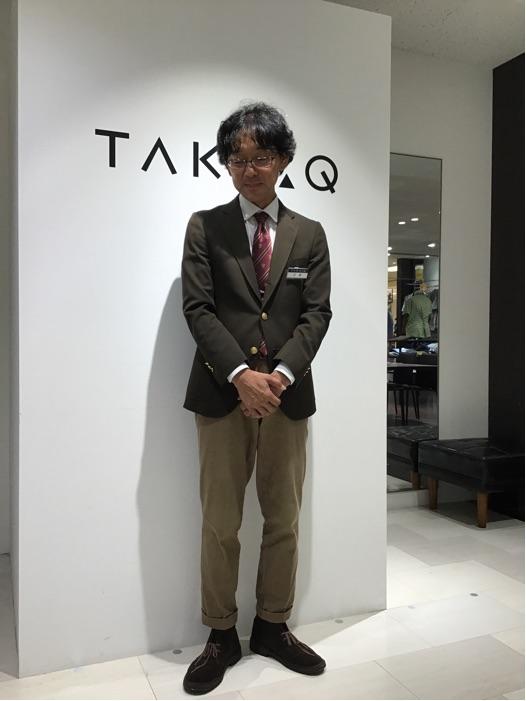 増税前に…TAKAQ丸井錦糸町店です!