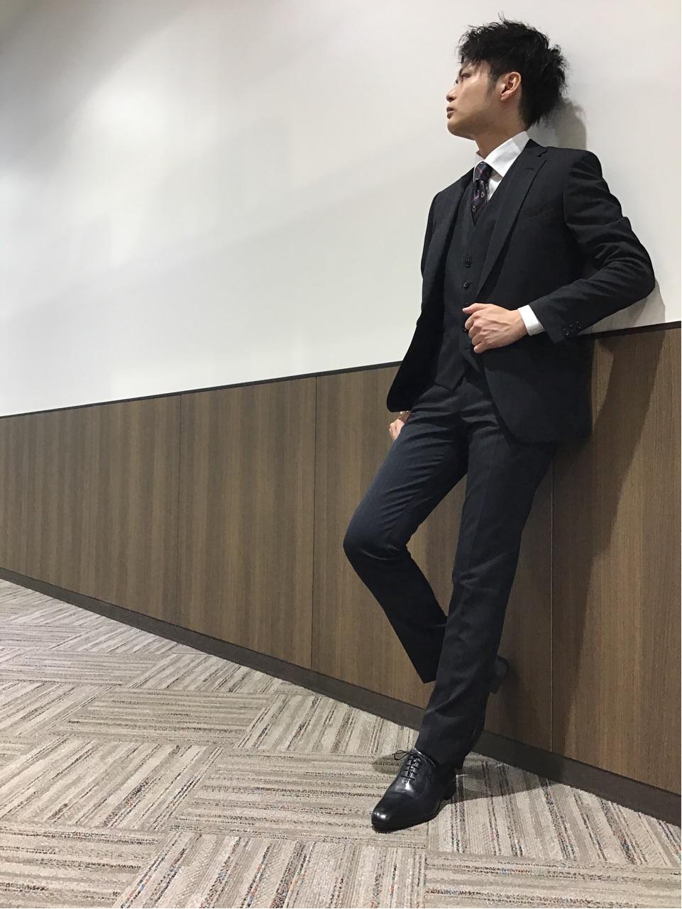 【甲府昭和店】新作スーツ、入荷しました!