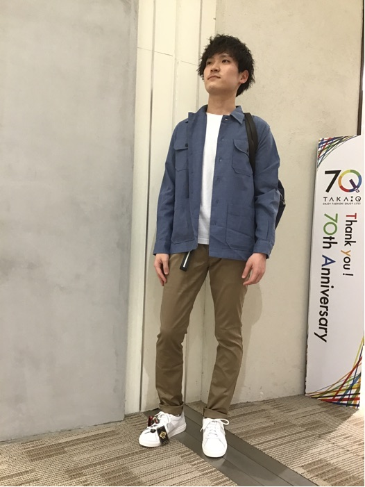mf札幌発寒店 「オープンカラーシャツの入荷」