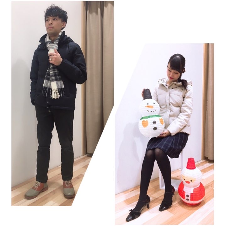 ★☆Merry Xmas☆★【m.f.eコクーンシティ】