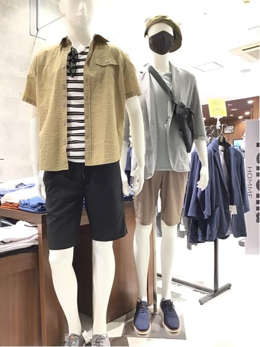 TAKA-Q岡崎 Tropical vibes  大人の穿きたいショーツ