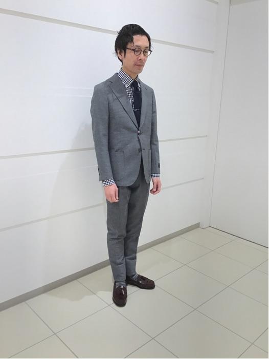 カジュアルシャツだけど!!