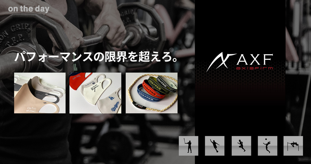 ハイパフォーマンスギア【AXF/アクセフ】
