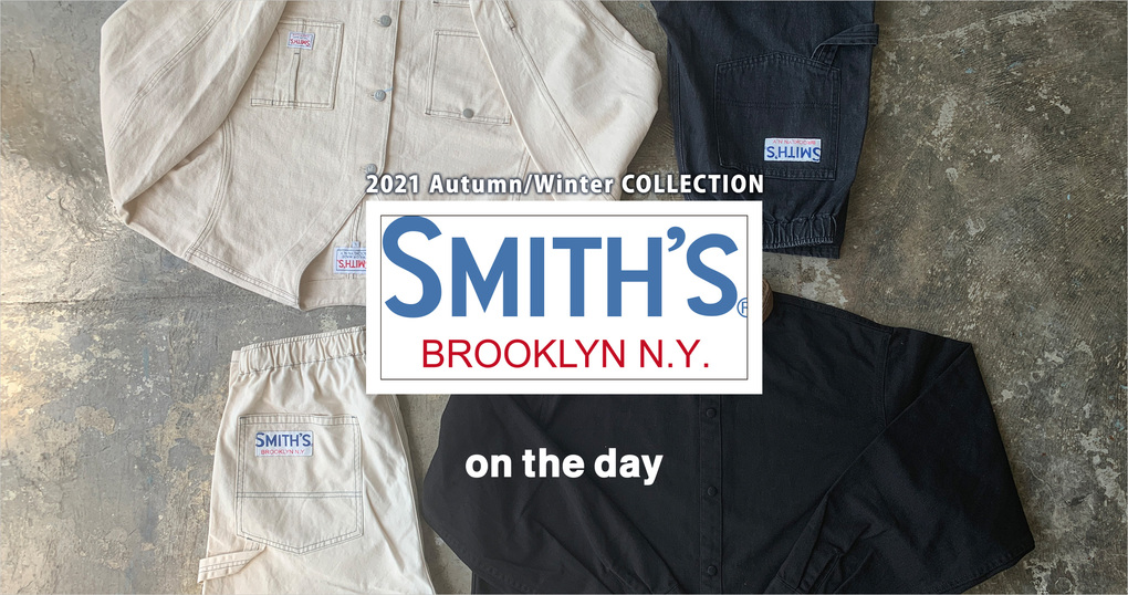 SMITHS 2021AW COLLECTION