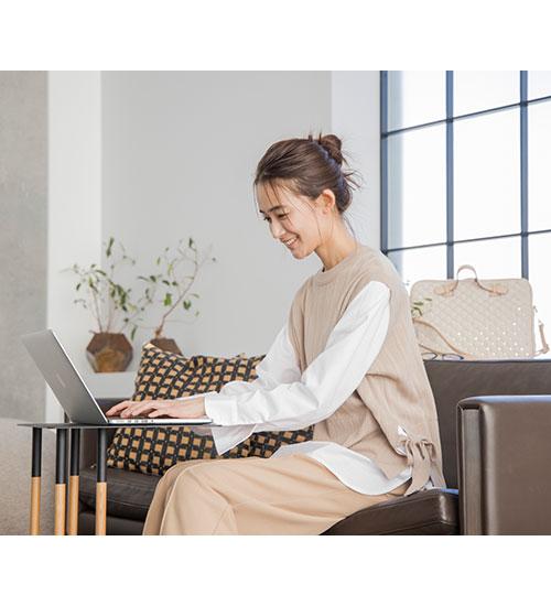 おしゃれ+ラクチン【m.f.editorial ladies'】