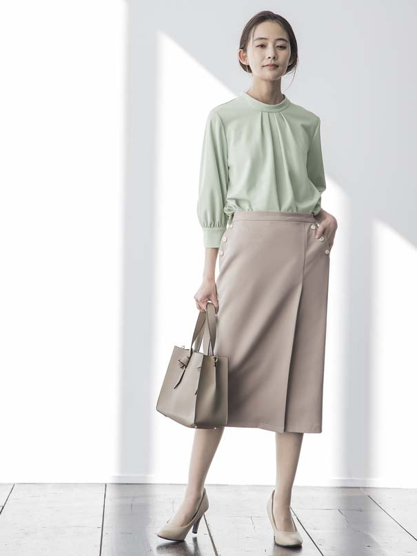 2021 m.f.editorial Ladies' spring collection No.11
