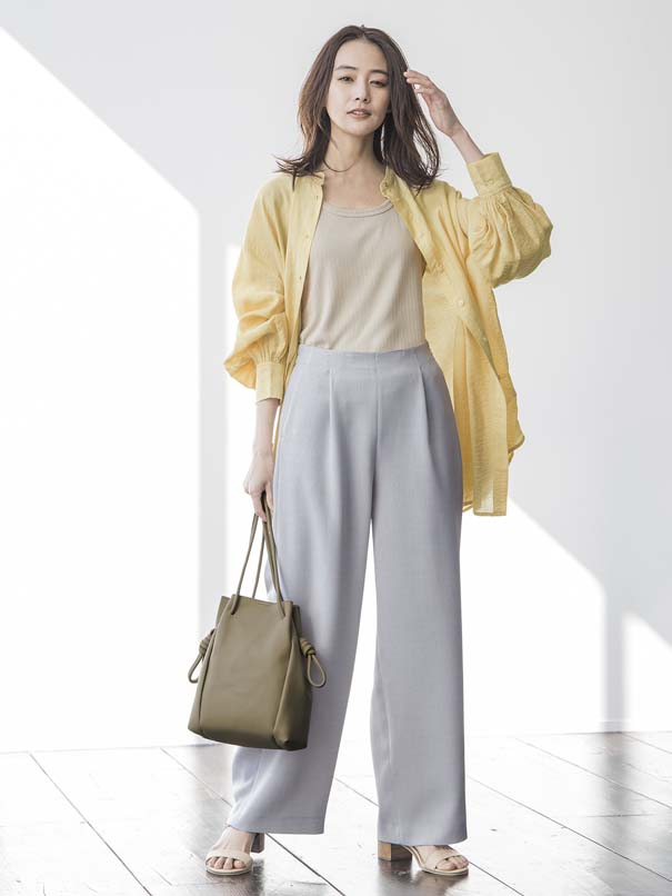 2021 m.f.editorial Ladies' spring collection No.5