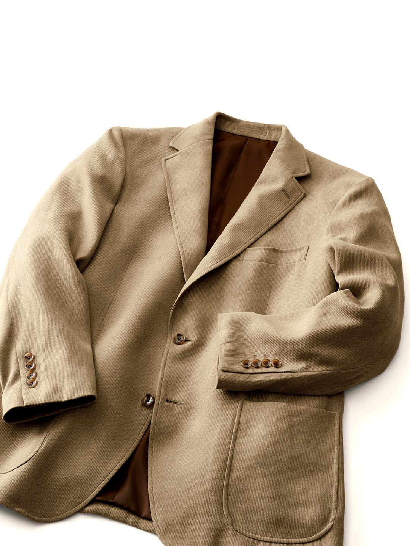 ポリスウェードシングルジャケット