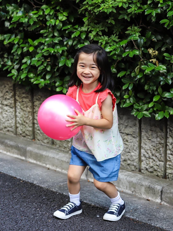 gaya girl (ガヤガール) 花柄キャミドッキング半袖Tシャツ