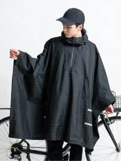 キウ/KiU WP BICYCLE PONCHO TYPE.A