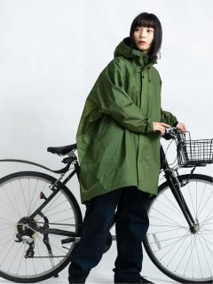 キウ/KiU WP ULTRA LIGHT DOLMAN PONCHO