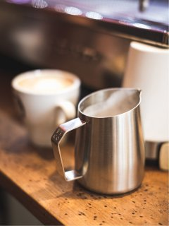 BARISTA & CO Dial In Milk Pitcher 420ml