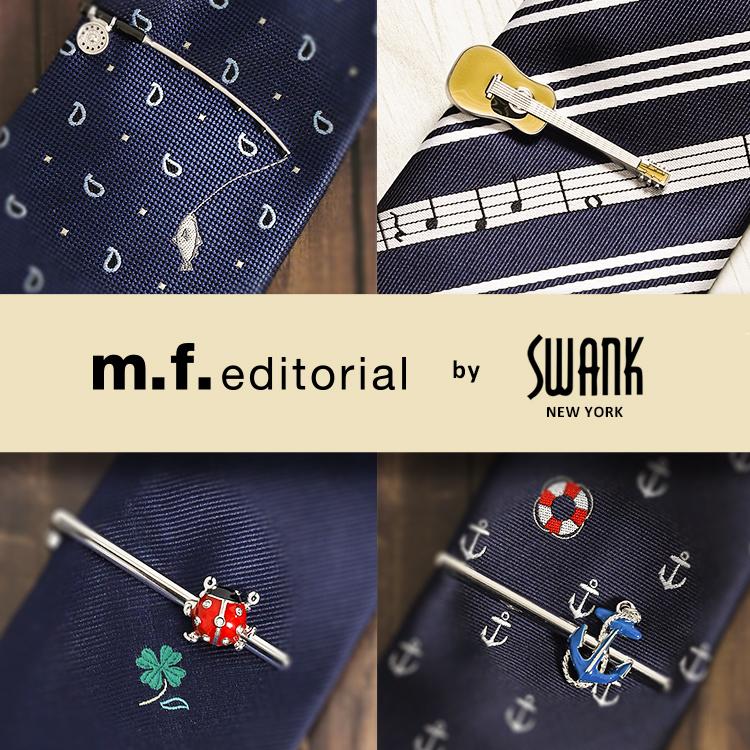 m.f.editorial×SWANK NY