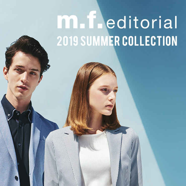 m.f.editorial Summer Collection