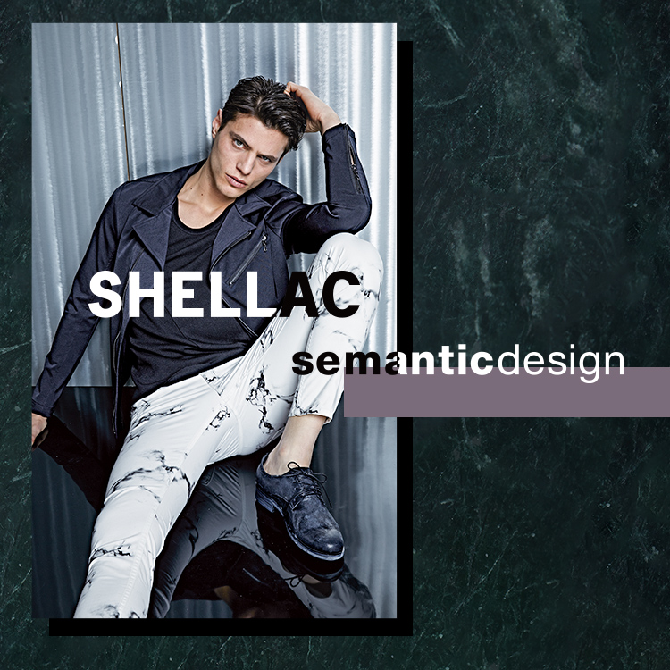 SHELLAC×semanticdesign