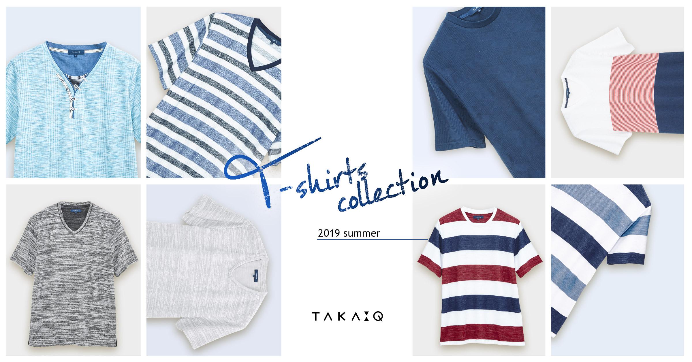 TAKA-Q Tシャツ特集