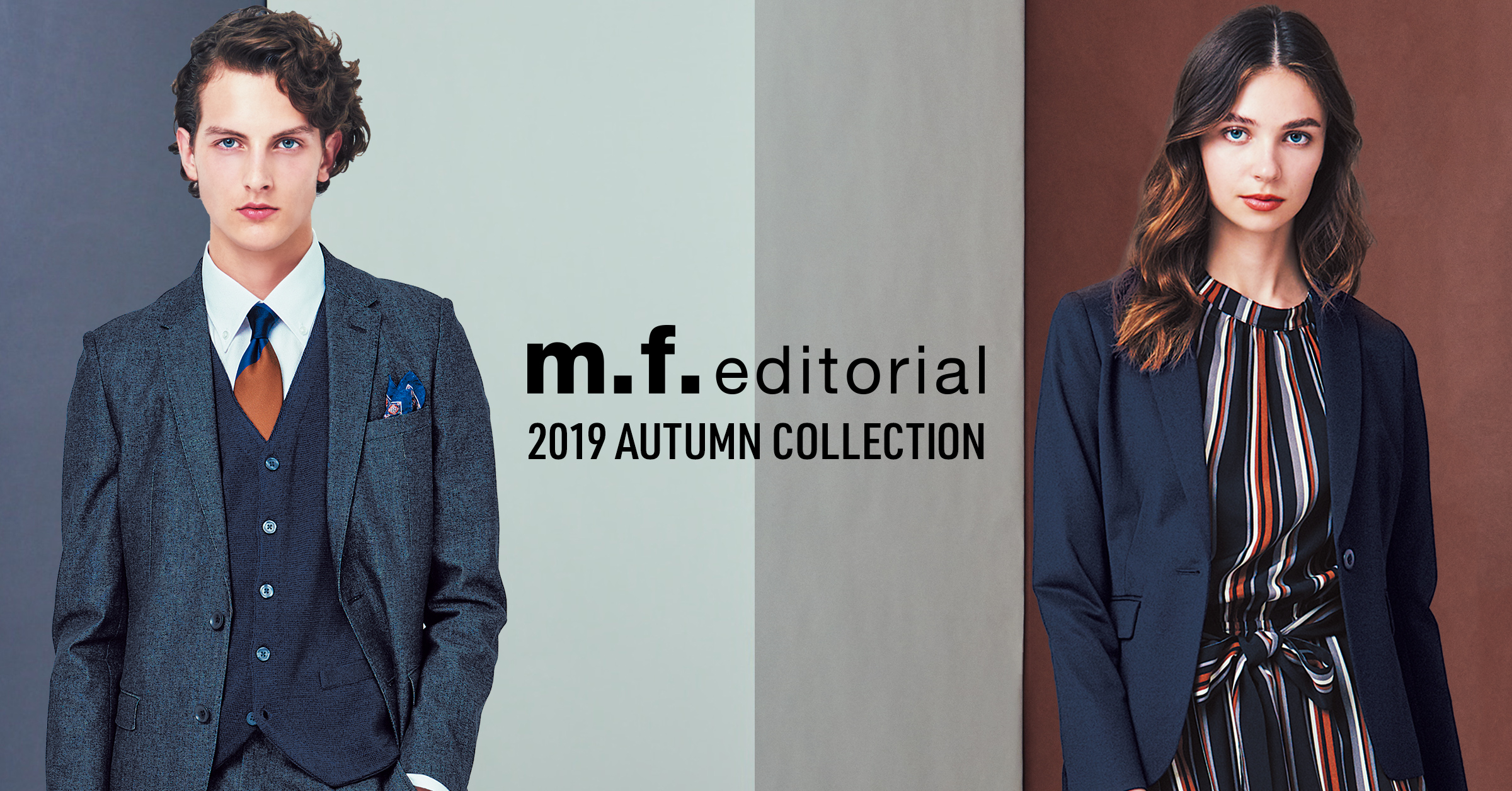m.f.editorial 2019 AUTUMN COLLECTION