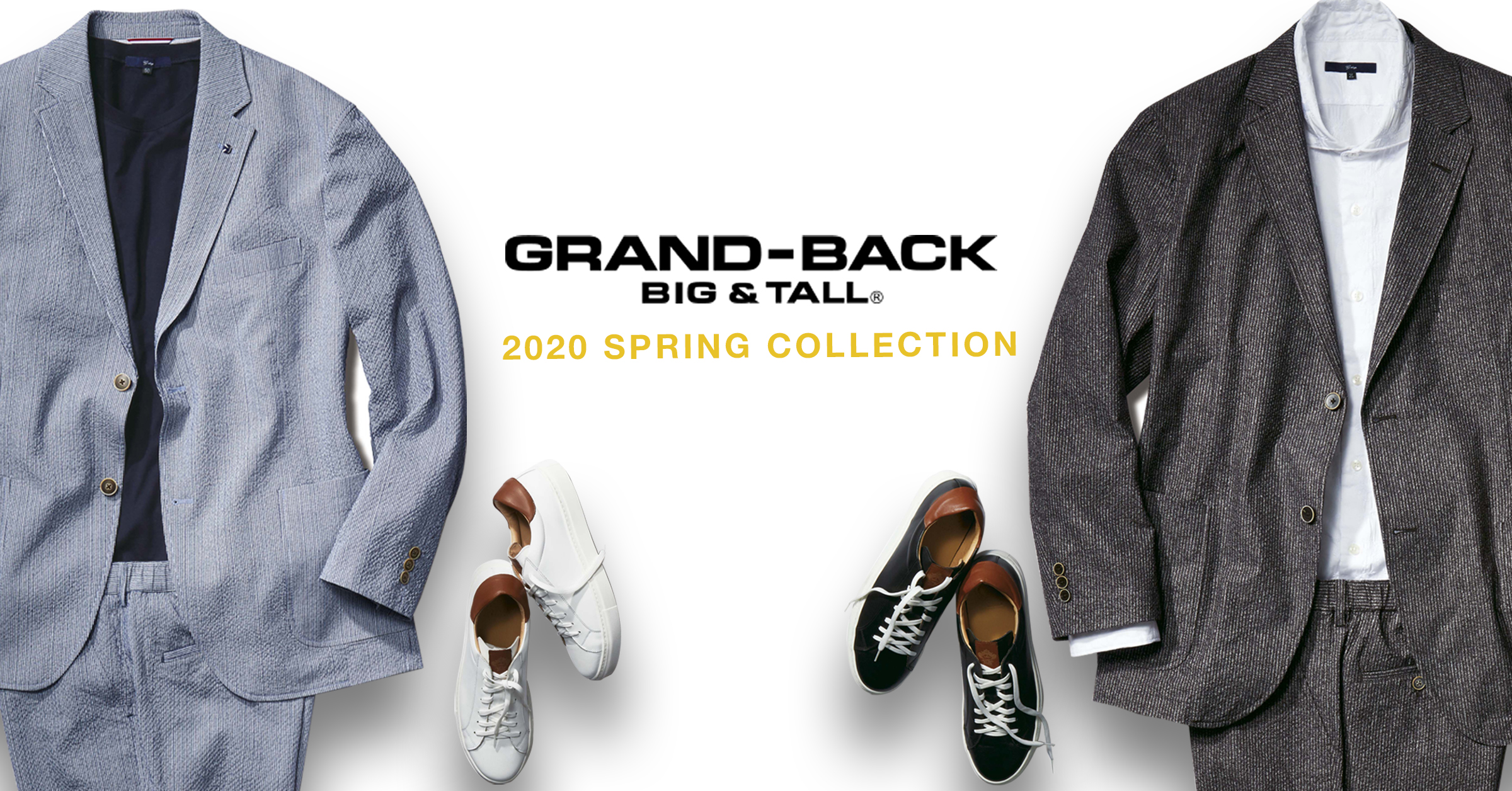 GRAND BACK 2020 SPRING COLLECTION