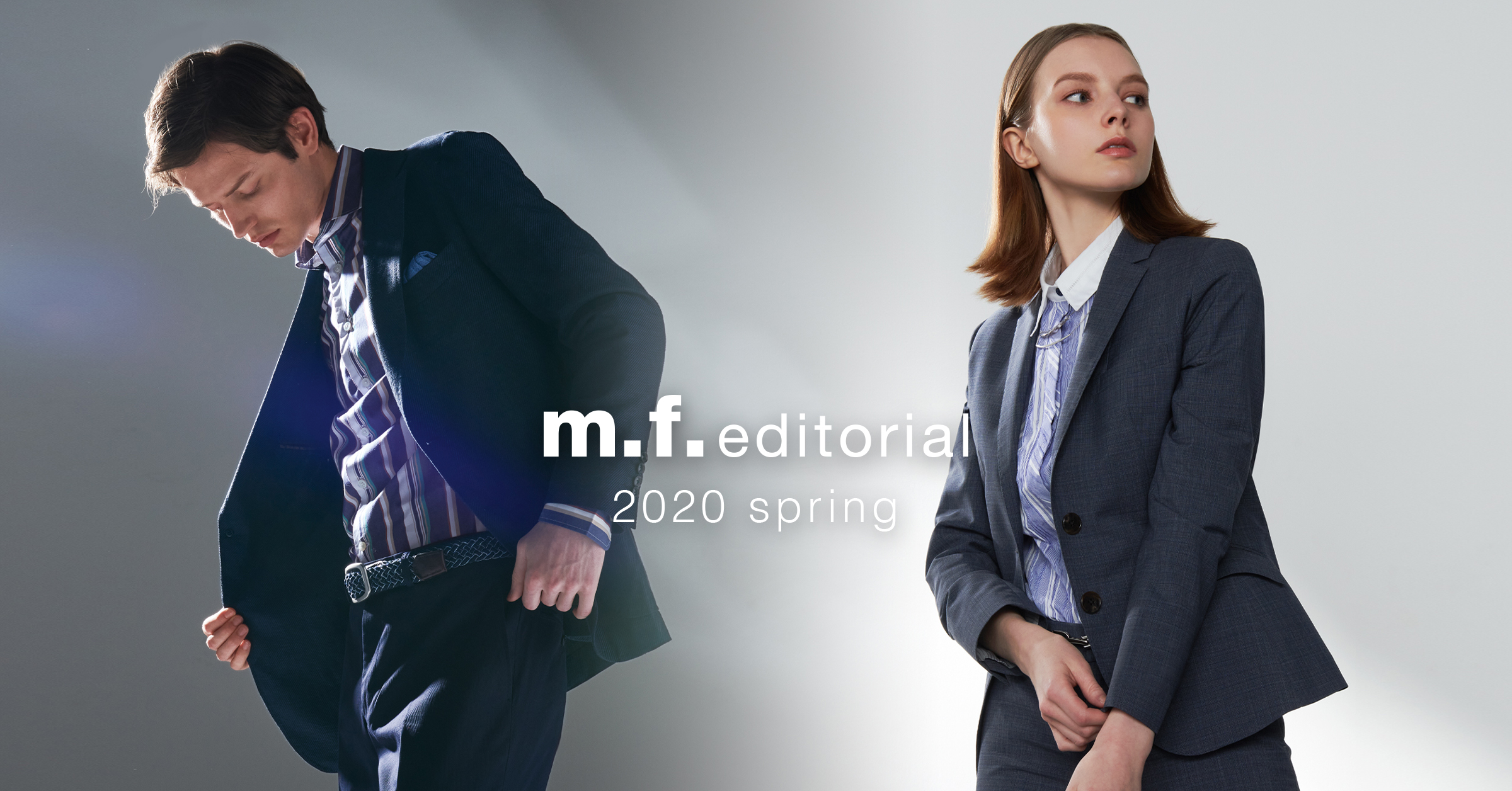 m.f.editorial 2020 SPRING COLLECTION