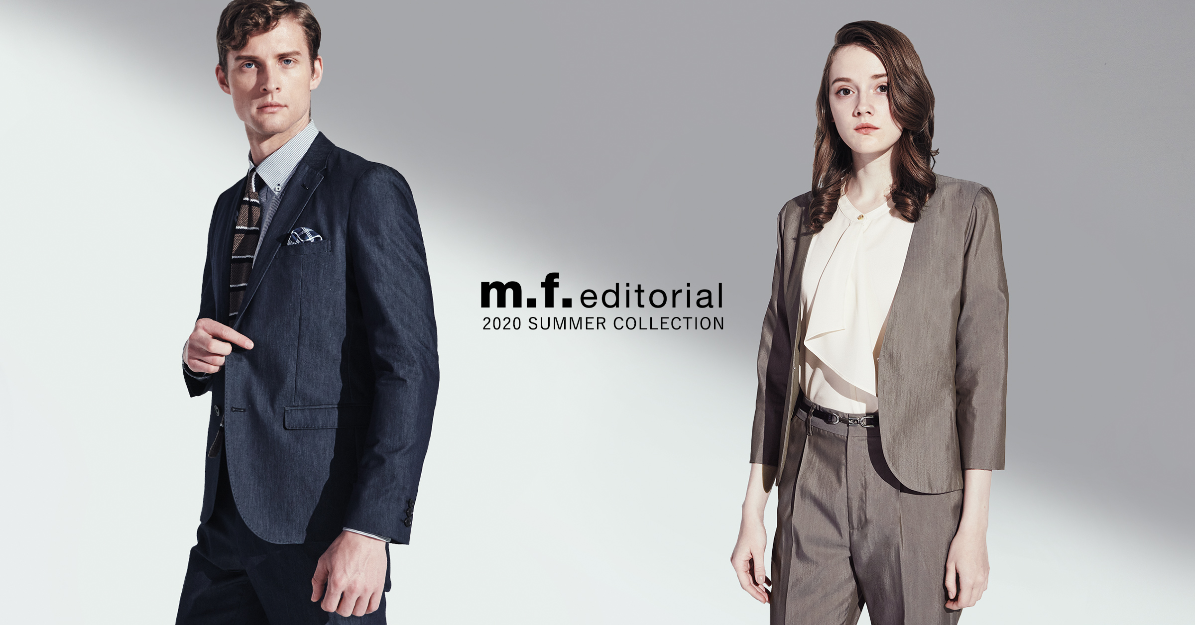 m.f.editorial 2020 SUMMER COLLECTION
