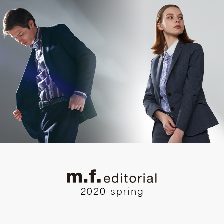 mfeditorial 2020 SPRING COLLECTION
