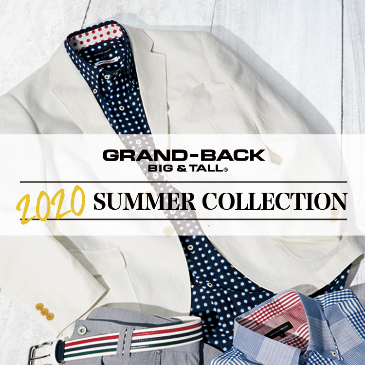 GRAND BACK 2020 SUMMER COLLECTION