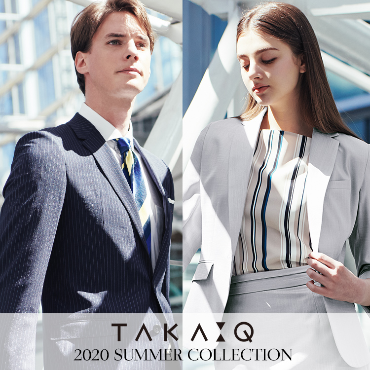 TAKA-Q 2020 SUMMER COLLECTION