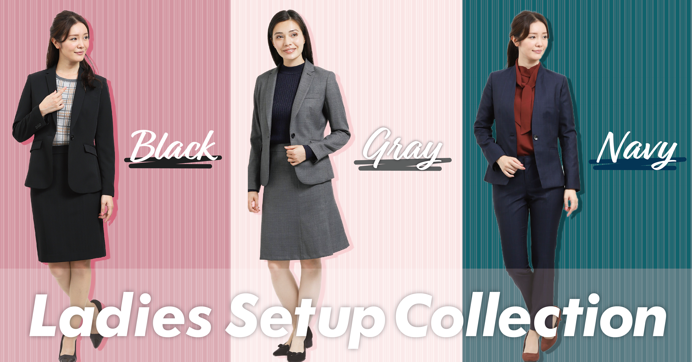 Ladies Setup Collection