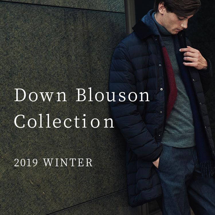 Down Blouson Collection