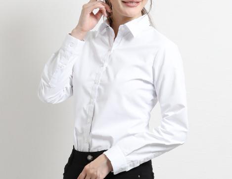 01 白シャツ
