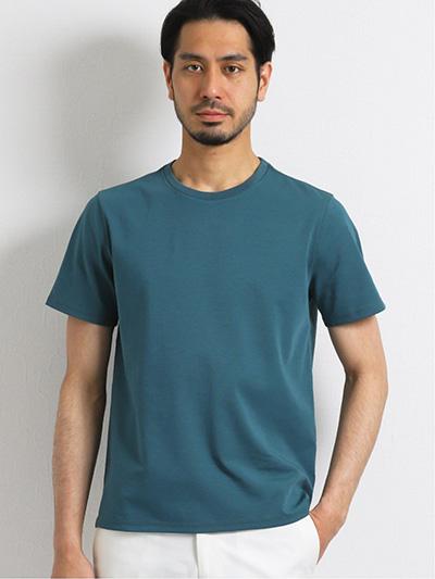 ドレスクルーネックTシャツ