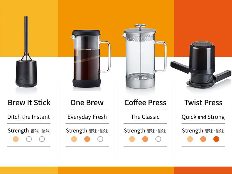 コーヒーメーカー比較