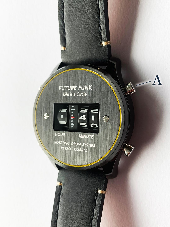 フューチャー ファンク/FUTURE FUNK FF101