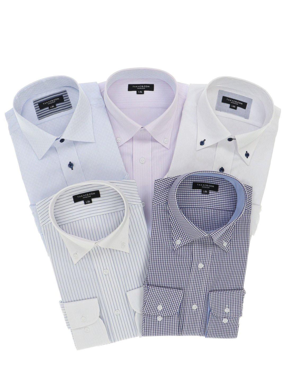 5枚セットシャツ
