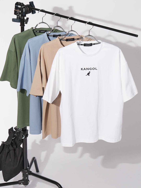 ワンポイントロゴ ベーシックTシャツ