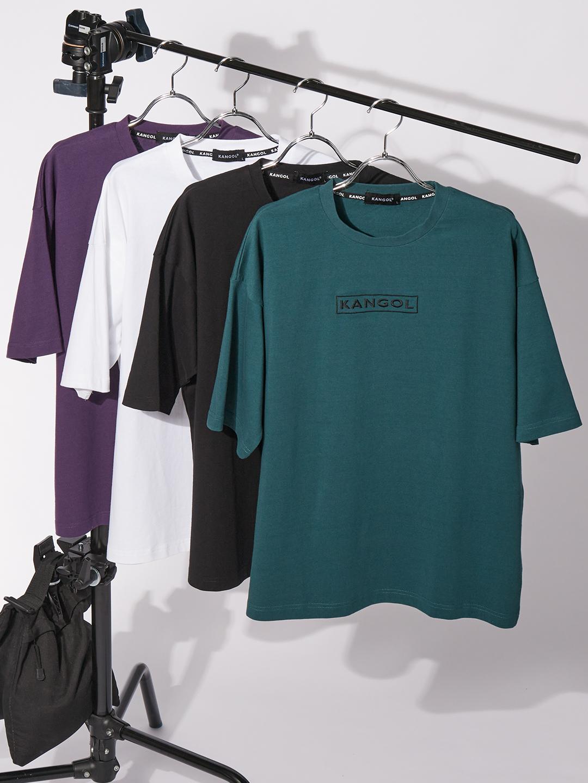 ふきだしプリントTシャツ