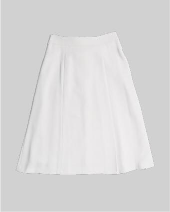 ダブルクロス セットアップ<br>フレアースカート