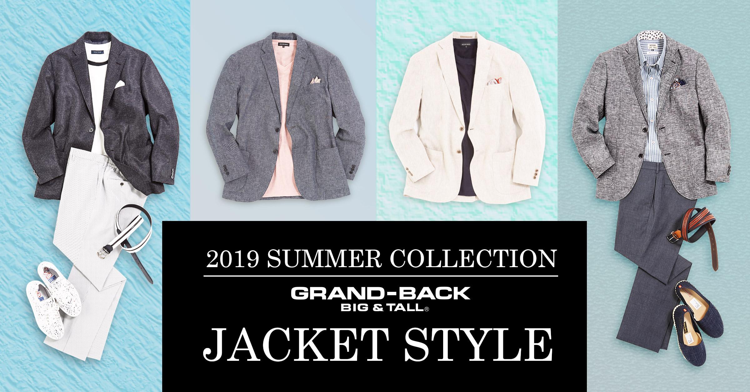 2019 summer jacket style