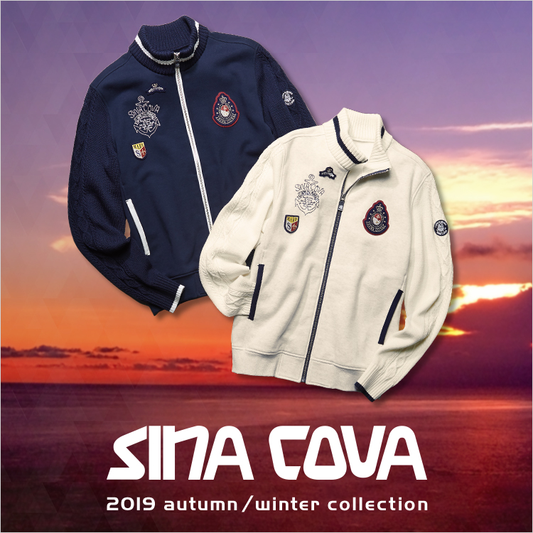 2019 Autumn/Winter collection | SINACOVA