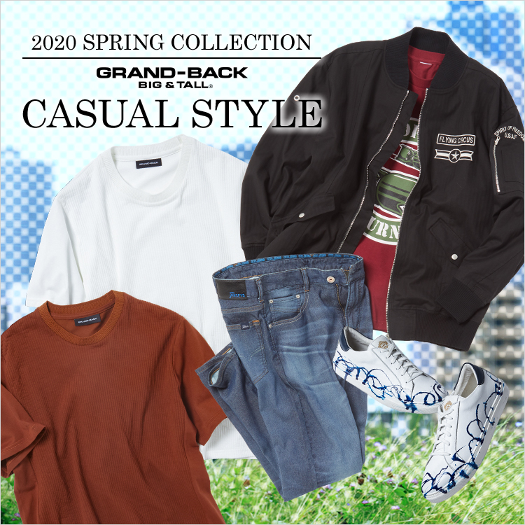 2020 Spring Casual style