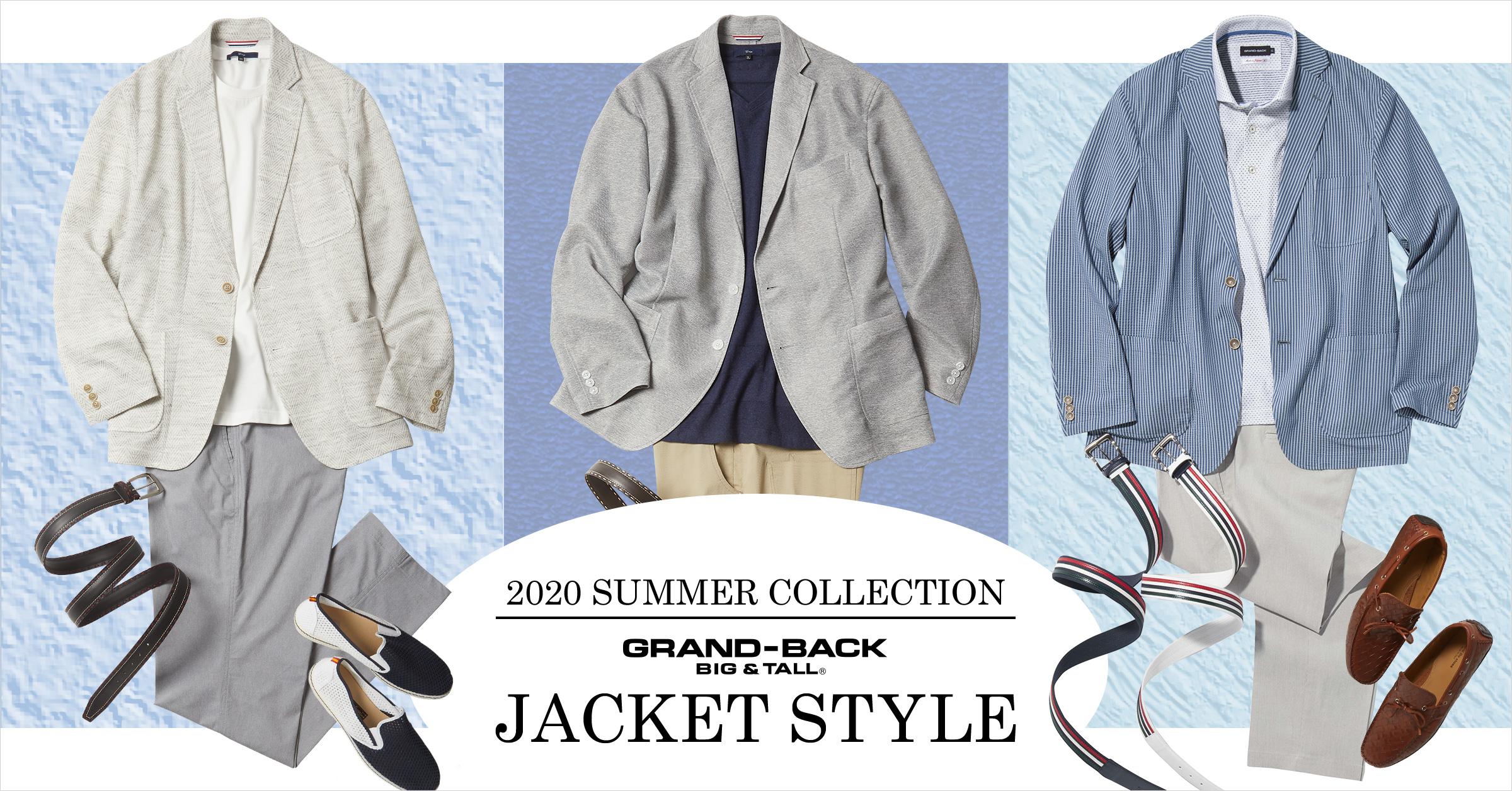 2020 Summer Jacket style